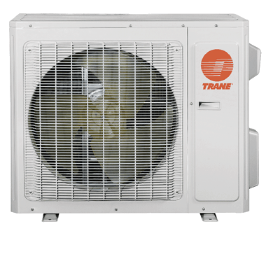 Trane 4TYK6 cooling outdoor single-zone ductless.