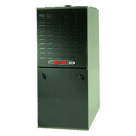 Trane XL80 gas furnace.